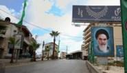Brand gesticht in vluchtelingenkamp in Libanon na ruzie
