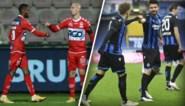 Hoge boetes voor knuffelen tijdens match missen hun effect niet: zo vierden voetballers hun goals op het veld