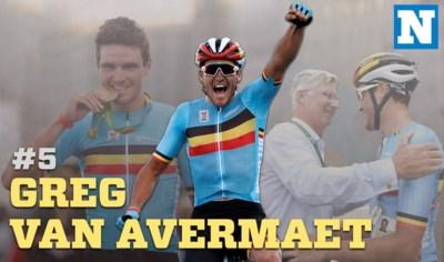 """EINDEJAARSPOLL #5. Greg Van Avermaet knalt in 2016 naar olympisch goud in Rio: """"Ik had me de kop ingeslagen als ik dat had laten liggen"""""""