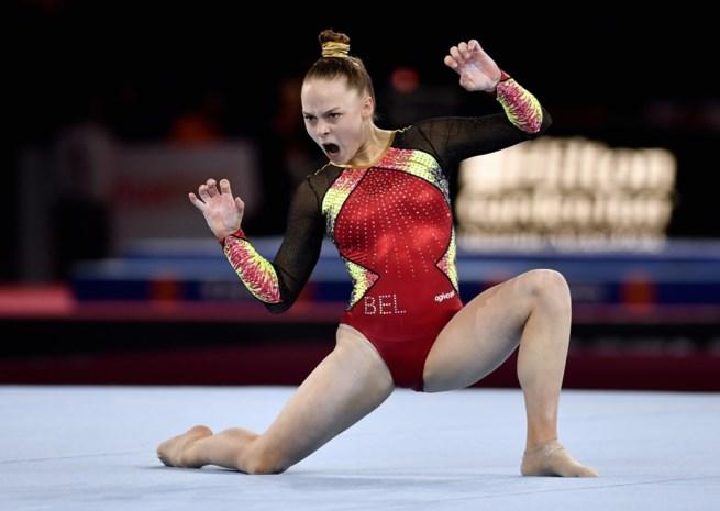 """Drie West-Vlaamse gymnasten willen in 2021 naar Olympische Spelen: """"Elke dag dromen we van die nieuwe wereld"""""""