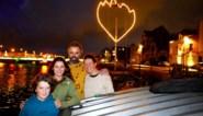 """Lieven laste op zijn woonboot een enorme vlam: """"Er worden hier heel wat selfies gemaakt"""""""