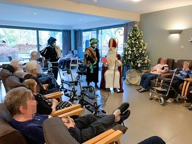 Nog vijf overlijdens in Mols woonzorgcentrum waar Sint op bezoek kwam, nu al 23 in totaal
