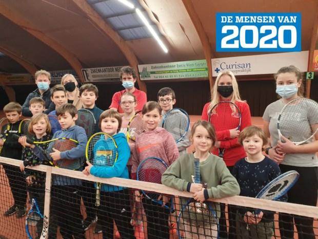 """Uitbaters tennisclub veren recht na rampjaar 2020: """"Heropbouw kantine kan in 2021 starten"""""""
