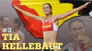 """EINDEJAARSPOLL #3: Tia Hellebaut springt in 2008 verrassend naar olympisch goud: """"Pas om half 5 's nachts in mijn bed"""""""