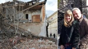 """Truienaar in Kroatië: """"Na de aardbevingen vrezen we nu ook voor overstromingen"""""""