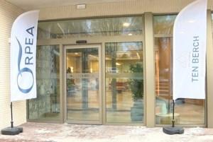 Gloednieuw luxueus woonzorgcentrum opent in Berchem