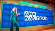 """Basketster Ann Wauters verklapt haar favoriete letter in 'Het rad': """"De 'W', maar liefst in het Engels"""""""