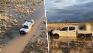 Drie Australiërs wandelen 12 uur om vader en zoontje in outback te redden