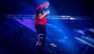 Dancing Dimi is uitgedanst op WK darts en mist clash met Michael van Gerwen