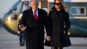 """Melania Trump op zoek naar nieuwe woning: """"Liefst twee aparte huizen onder één dak"""""""