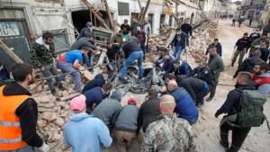 Afgelopen nacht opnieuw nabevingen in Kroatië