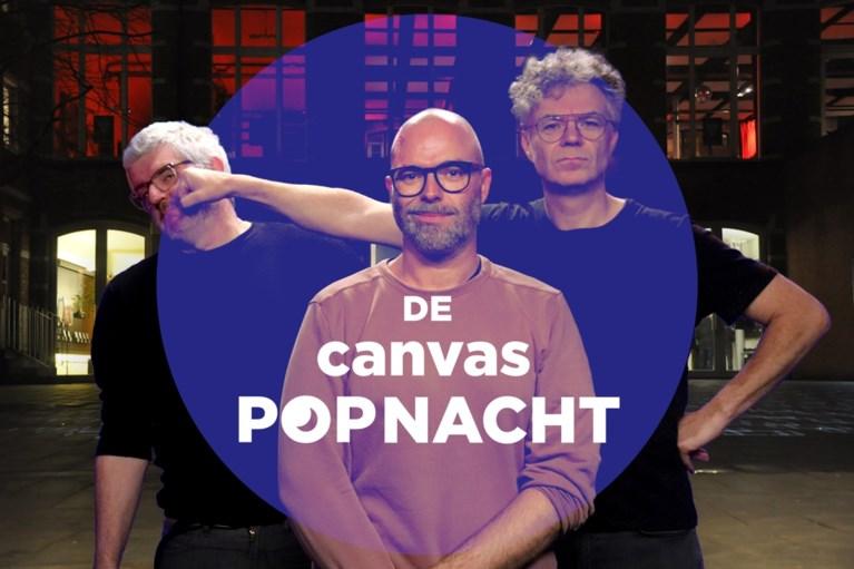 Zoveel straffe verhalen uit onze muziekgeschiedenis dat er een uitzending van maar liefst 3 uur van wordt gemaakt: de tweede Canvas Popnacht