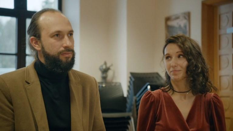 Verrassing in 'Château Planckaert': Francesco stiekem getrouwd met Magali