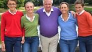 Prins Laurent deelt familiefoto in 'Marc Van Ranst'-truien