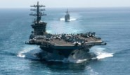 """Amerikanen trekken vliegdekschip terug om spanningen met Iran te """"de-escaleren"""""""