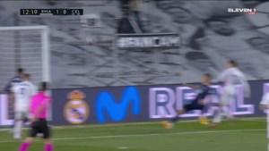 Lucas Vazquez en Asensio bezorgen Real Madrid overwinning met elk goal en assist, Eden Hazard valt opnieuw in