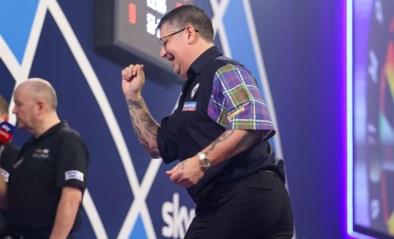 Finalisten van WK darts zijn bekend: oud-wereldkampioen Gary Anderson verslaat killer van Dimitri van den Bergh