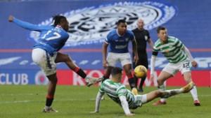 Rangers verslaan Celtic in Old Firm