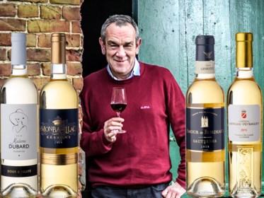 December en januari zijn de topmaanden voor zoete witte wijn: onze wijnkenner koos vier flessen die het proeven waard zijn
