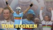 """EINDEJAARSPOLL #2. In 2005 sprint Tom Boonen vanuit een verloren positie naar de wereldtitel: """"Tommeke, Tommeke, Tommeke, wat doe je nu?"""""""