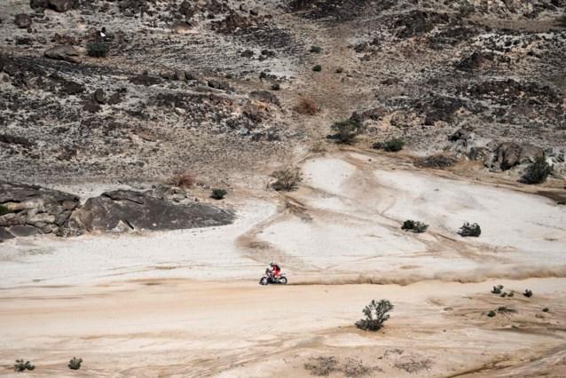Titelverdediger Brabec rijdt verloren in eerste Dakar-rit