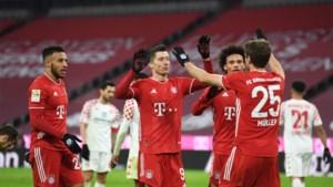 BUNDESLIGA. Bayern zet scheve situatie in tweede helft recht, Dortmund-Belgen kloppen Wolfsburg van Casteels
