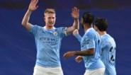 Kevin De Bruyne dirigeert Manchester City met goal en assist naar zege tegen Chelsea