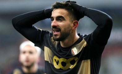 Standard verlaat Europees toneel met eervol gelijkspel tegen Benfica na wel héél lichte strafschop