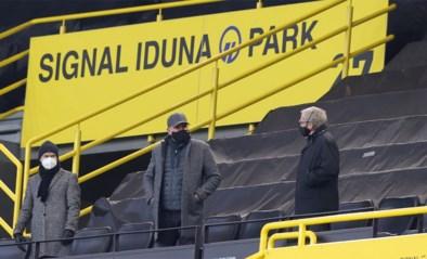 """Baas van Dortmund-Belgen is het beu: """"Wedstrijden achter gesloten deuren maken mij meer en meer depressief"""""""