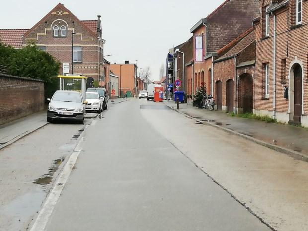 Paddegatstraat wordt pas heraangelegd na werken in Molenstraat