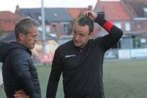 RC Lauwe promoveert T2 Angelo Vanheuverbeke om volgend seizoen T1 Joachim Heytens op te volgen
