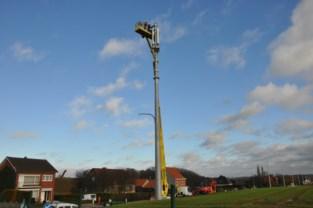 Twee extra gsm-masten moeten bereikbaarheid sterk verbeteren