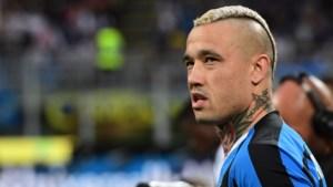 """Radja Nainggolan boos op Inter-coach Antonio Conte: """"Hij gaf me 8 minuten speeltijd en zei dat ik schuldig was aan alles"""""""