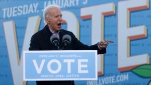 Trump en Biden op campagne in Georgia voor cruciale Senaatsverkiezingen