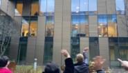 Minister Lalieux steekt bewoners en personeel wzc Filfurdo hart onder de riem