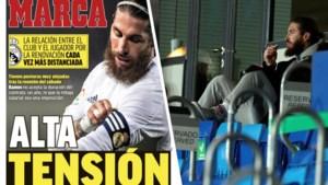 """Staat clubicoon Sergio Ramos op punt te vertrekken bij Real Madrid? """"Spanning met bestuur was nooit zo groot"""""""
