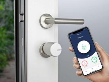 Niet meer sukkelen met sleutels: onze gadget inspector test het slimme deurslot van Tedee