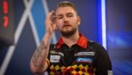 Dimitri Van den Bergh kent zijn eerste (en haalbare) tegenstander op Masters darts