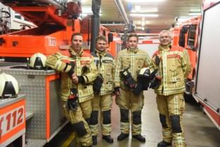 Thijs Dauwe (42) nieuwe postoverste brandweer in Zele<BR />