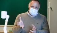 """Marc Van Ranst: """"We hadden sneller kunnen gaan door eerst in de ziekenhuizen te vaccineren"""""""