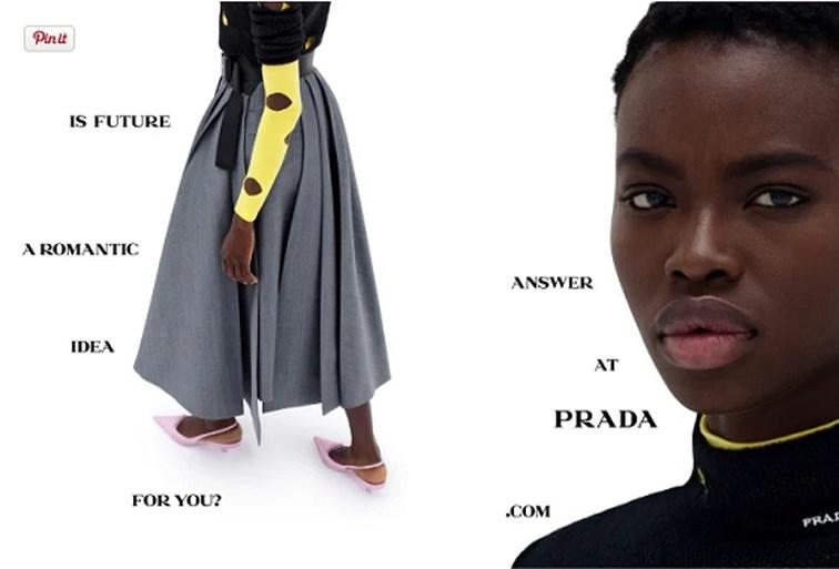 Eerste campagne van Raf Simons voor Prada roept vooral vragen op