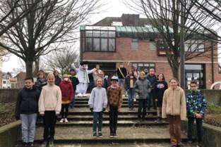 Kinderraad komt voor het eerst samen op het gemeentehuis