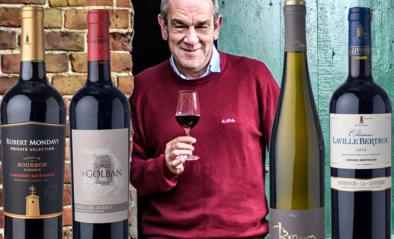Het geheim van een goede wijnkelder? Alain Bloeykens zorgt voor een goede balans met deze wijnen