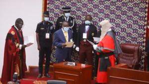 Ook in Ghanese parlement moest leger tussenkomen na onrust