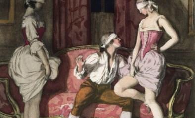 De intellectuele vrouwenzot die met geduld, veel luxe en lepe trucs zelfs de nonnen in zijn bed kreeg