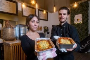 Lasagne Shop opent in Antwerpse studentenbuurt