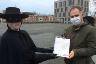 Burgerplatform Zorro legt tram naar Kontich weer op tafel