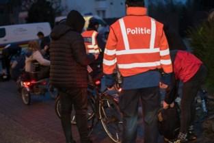 Een op tien fietsers niet in orde met verlichting bij controles