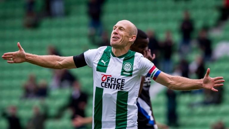 """Arjen Robben moet terugkeer met nog zeker een maand uitstellen: """"Er zijn periodes waarin ik het moeilijk heb om mezelf op te laden"""""""