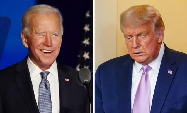 Donald Trump zal eedaflegging van Joe Biden niet bijwonen